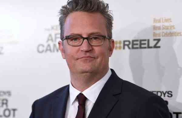 'Friends' starMatthew Perry calls it quits with fiancee Molly Hurwitz