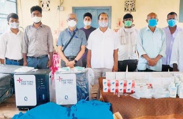 Government facility locked, Bihar villagers set up 'Atmanirbhar'Covid Care Centre
