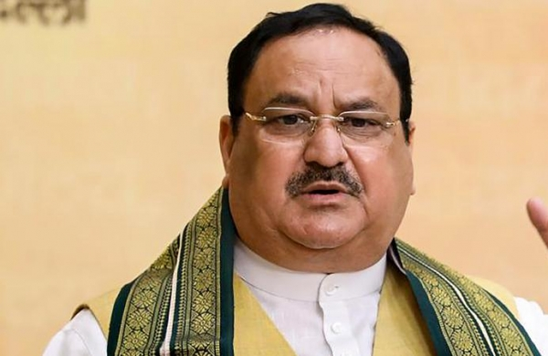 JP Nadda claims Covid-19 vaccination lowest in Bengal; TMC hits back