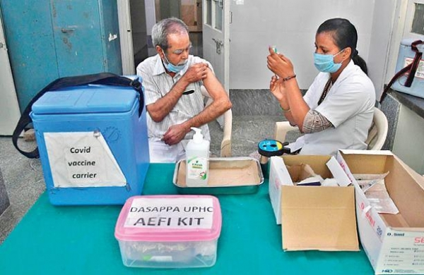 Low numbers: Municipal corporation in MP adopts 'no vaccine, no pay' plan