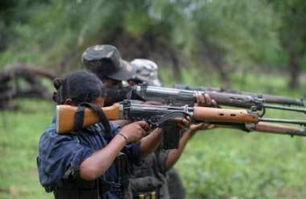 Maoist with Rs 5 lakh bounty killed in a gunfight with security forces in Chhattisgarh