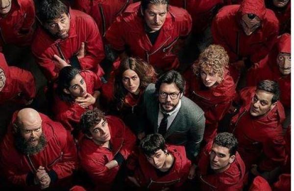 'Money Heist' Season 5 full of tension and action: 'The Professor' actor Alvaro Morte
