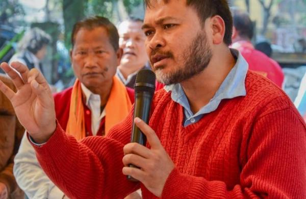 NIA files additional chargesheet against jailed legislator Akhil Gogoi