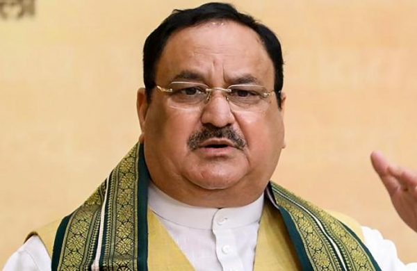 Nadda chairs key meeting of BJP general secretaries to take stock of Covid relief work by party workers