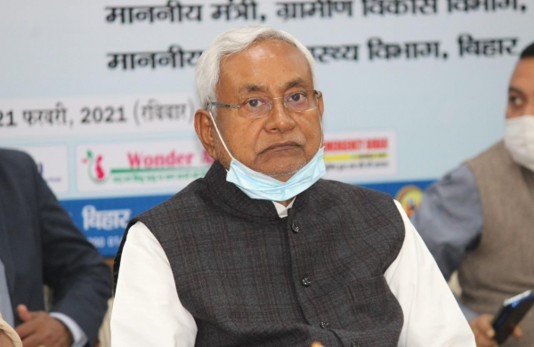 Nitish Kumar favours reserving 1/3 seats in medical, engineering colleges for girl students