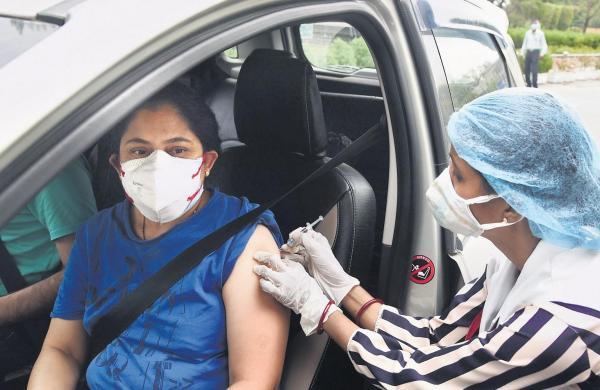 Over 25.87 crore Covid vaccine doses provided to states so far: Govt