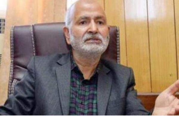 PDP leader Naeem Akhtar released from house detention