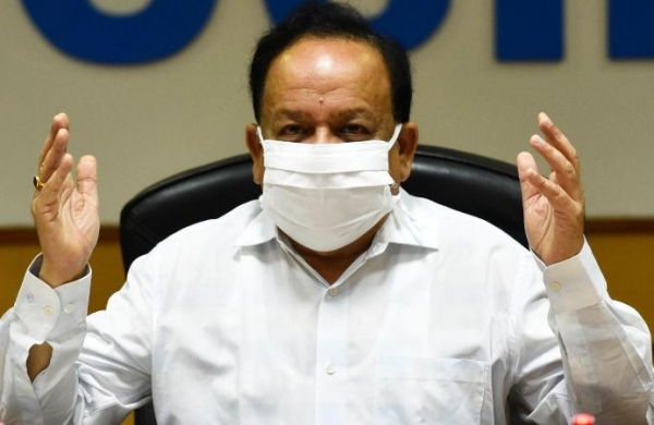 Probe reports of 'vaccine wastage' on priority: Harsh Vardhan to Rajasthan health minister