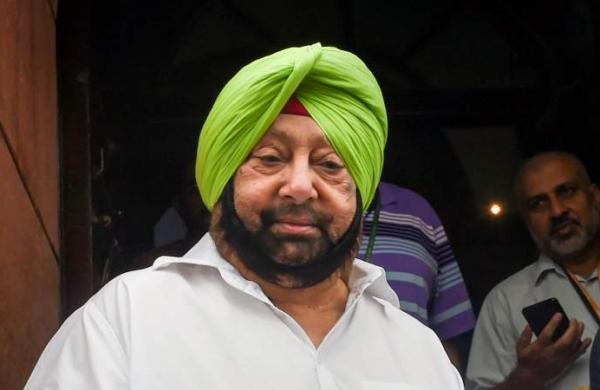 Punjab CM arrives in Delhi to meet 3-member AICC panel on June 4