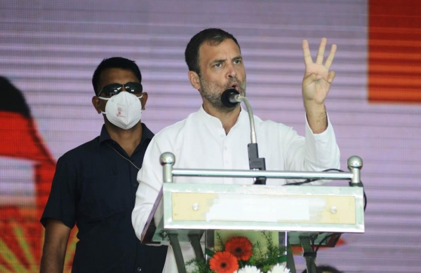 Rahul Gandhi asks Centre three questions on its efforts to curb black fungus
