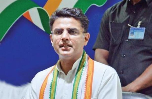 Sachin Pilot refutes Rita Bahuguna Joshi's claim of him joining BJP