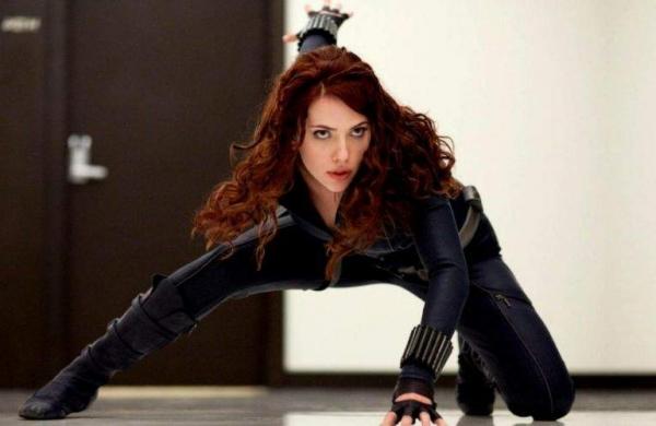 Scarlett Johansson says Black Widow was 'sexualised' in the beginning