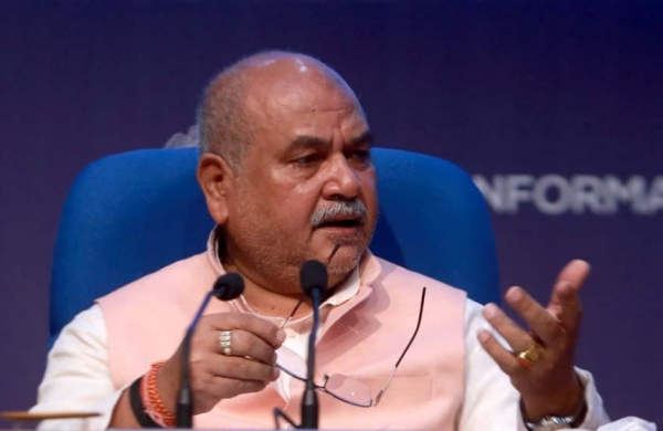 Share objections with logicon agri laws,govt ready to listen, Union Minister Tomar tells farmers