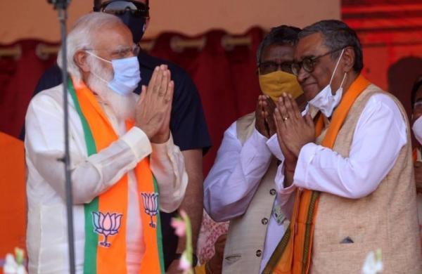 Swapan Dasgupta, who unsuccessfully contested West Bengalpolls, renominated to Rajya Sabha