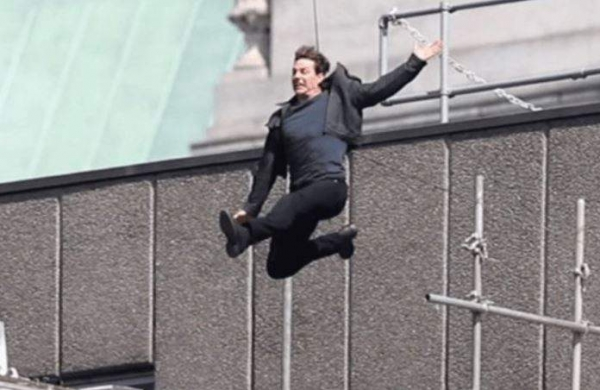 Tom Cruise's 'Mission: Impossible 7' shoot postponed after crew members test COVID positive