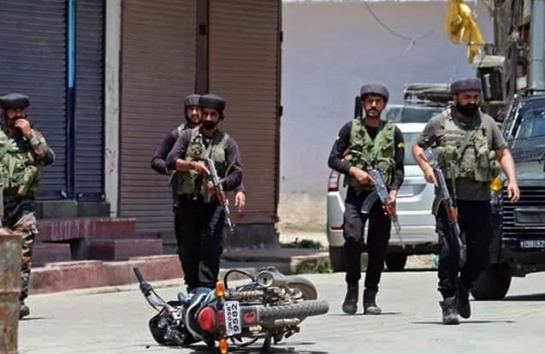 Two cops,as many civilians killed as militants open fire in Jammu and Kashmir'sSopore town