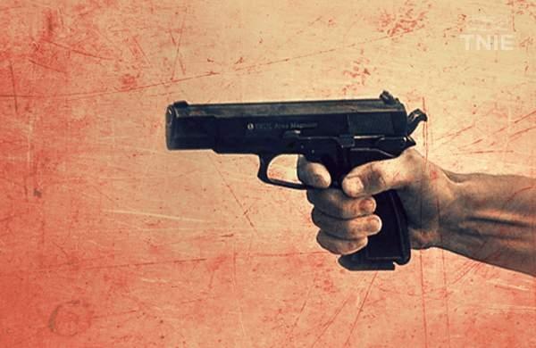 UP man shootsgirlfriend dead, kills himself later