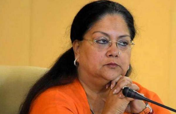 Vasundhara Raje missing in new BJP posters in Rajasthan