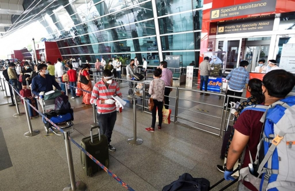 Visa of foreigners stranded in India dueto COVID-19 pandemic extended till August 31
