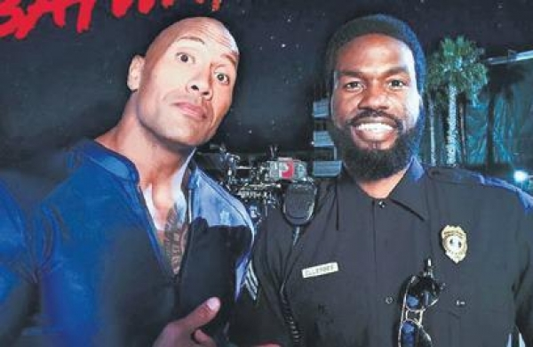 Yahya Abdul-Mateen II and Dwayne Johnson team up for Emergency Contact