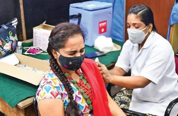 3.83 lakh people got vaccines without photo ID: Govt in Lok Sabha