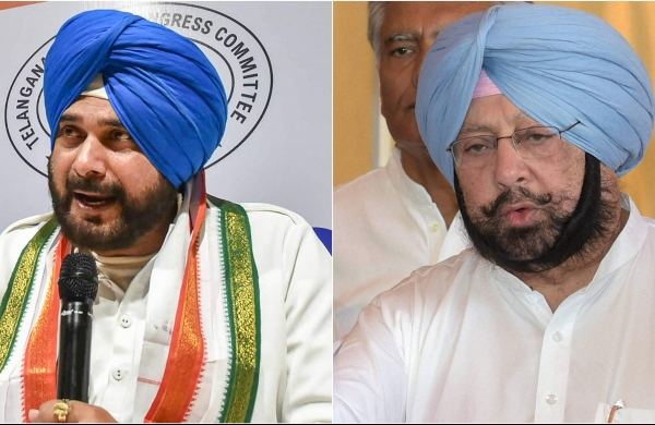 AAP always recognised my vision, work for Punjab: Sidhu amid Congress infighting