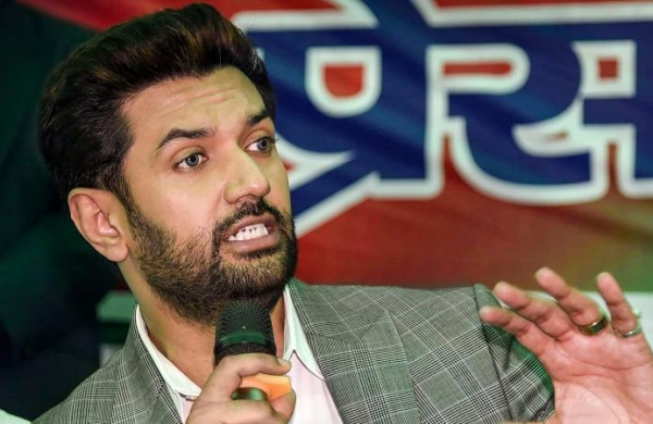 After Nitish, now Chirag Paswan disapproves of legal measures for population control