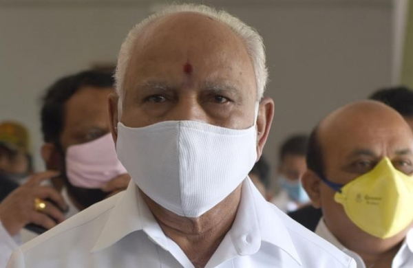 Amid leadership change buzz, Yediyurappa asks supporters not to indulge in protests