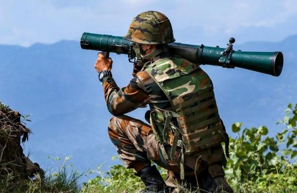 Army jawan dies in mine blast along LoC in J-K's Poonch