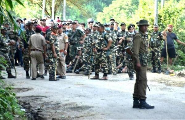 Assam-Mizoram border standoff: Neutral force CRPF faces flak