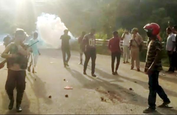 Assam-Mizoram border violence: Veerappa Moily slams Home Ministry's 'failure'