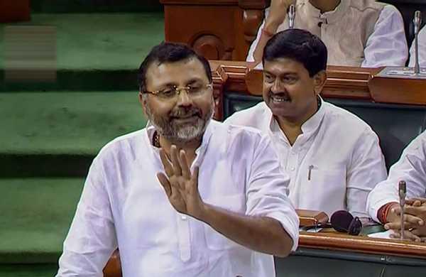 BJP MP Nishikant Dubey accuses TMC member of calling him 'Bihari Gunda', raises matter in Lok Sabha