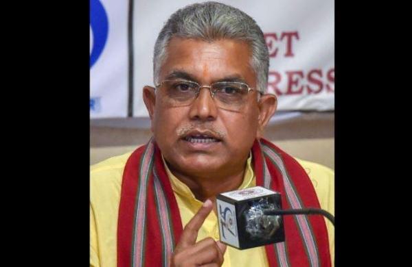 BJP stir to expose nexus between TMC leaders and vaccine scam mastermind: Dilip Ghosh