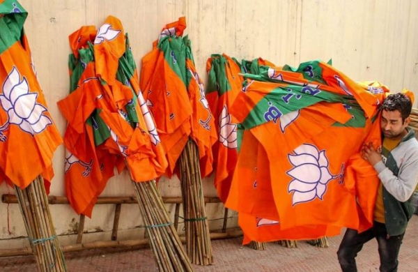 Bengal BJP leader creates ruckus outside party office, claims top brass being misled by some
