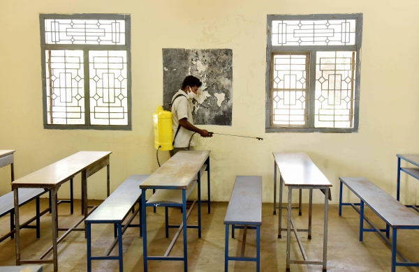 Bengal has no plans to open schools now, says official amid improving COVIDsituation