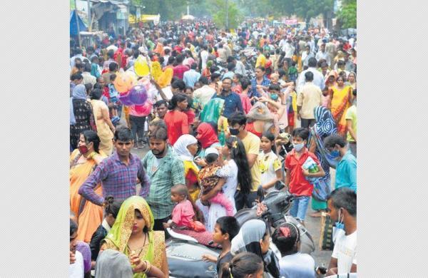 COVID-19: IMA warns against mass gatherings