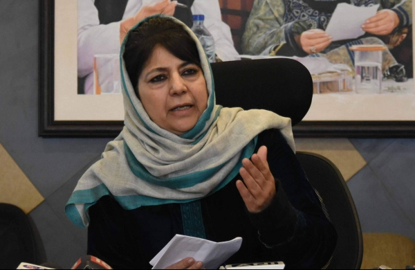 Case details not shared, Mehbooba's mother skips appearance before ED: Sources