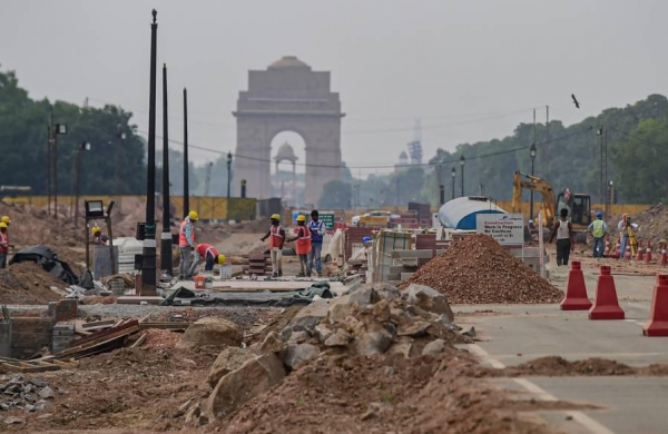 Central Vista project: Republic Day parade next year to be held on refurbished Rajpath