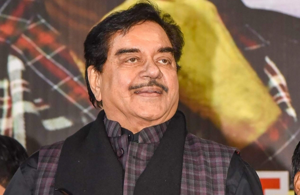 Congress leader Shatrughan Sinha likely to join Trinamool, saysources