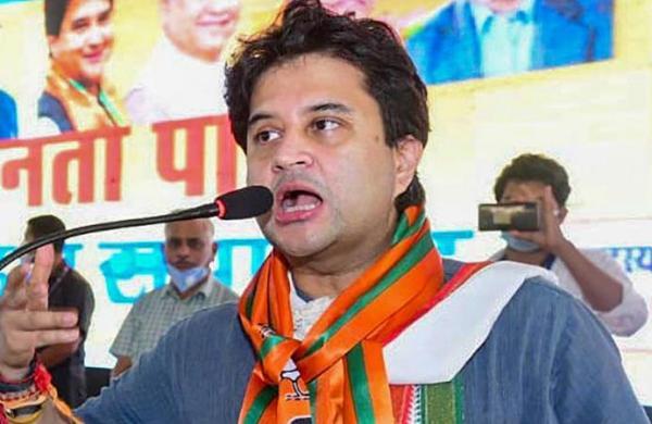Congress leader sends Burnol to Madhya Pradesh Minister Narottam Mishra over Jyotiraditya Scindia's elevation