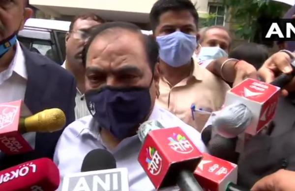 Conspiracy to defame me: Ex-Maharashtra minister EknathKhadse on ED probe against him
