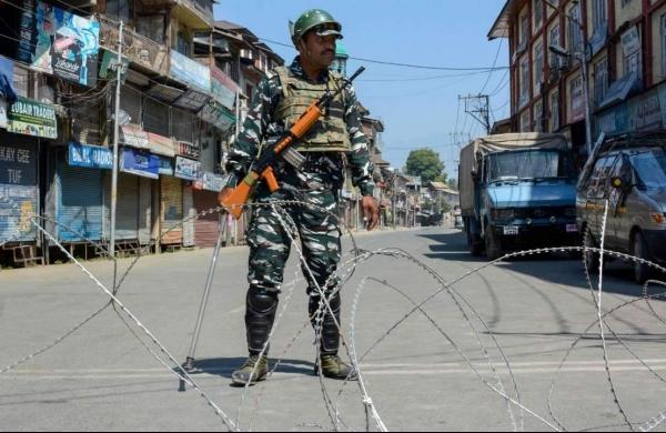 Culprits behind terror, intimidation machinery in Kashmir arrested: Police