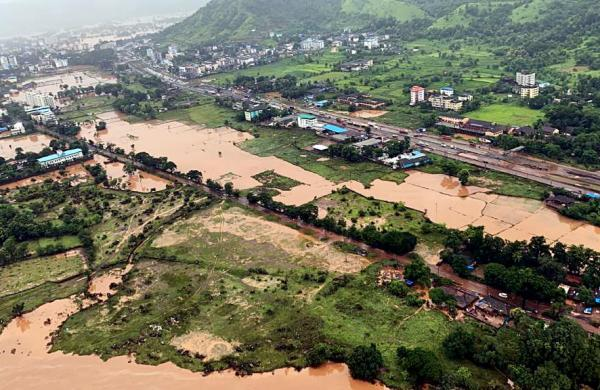 Death toll in rain-related incidents in Maharashtra's flood-hit Raigad reaches 47;53 missing