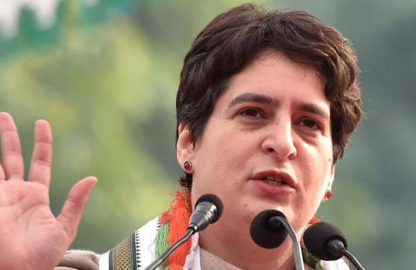 'Democracy being ripped off': Priyanka Gandhi on violence during block head nominations in Uttar Pradesh
