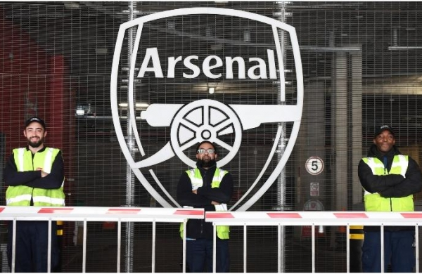 Documentary series 'All or Nothing: Arsenal' to premiere on Amazon Prime Video in 2022