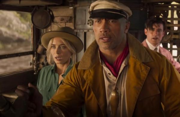 Dwayne Johnson, Emily Blunt open up about working together in 'Jungle Cruise'