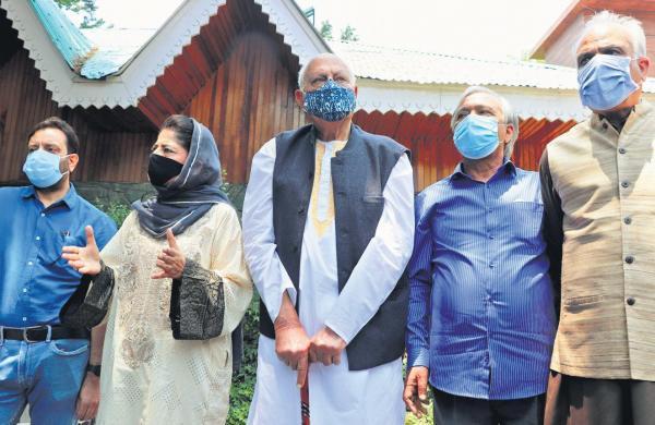 ED summon to Mehbooba Mufti's mother smacks of vindictiveness: Gupkar alliance