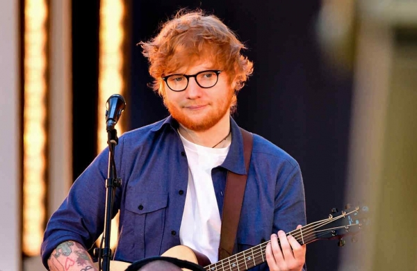 Ed Sheeran's manager talks about singer's upcoming untitled album due in fall