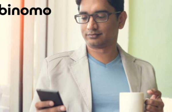 Embrace the new age of Online Trading with Binomo
