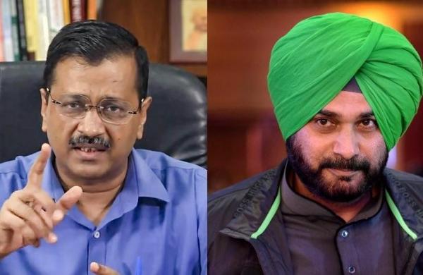Feel encouraged that even opposition leaders are praising AAP: Kejriwal on Navjot Singh Sidhu